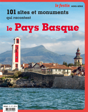 101 sites et monuments qui racontent le Pays basque.