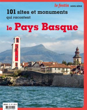 101 sites et monuments qui racontent le Pays basque.