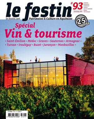Le Festin #93 | Spécial Vin et tourisme