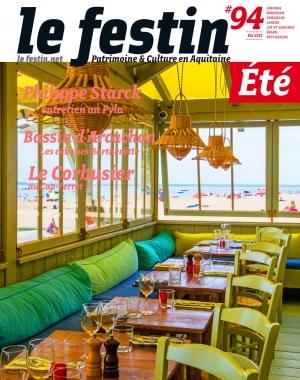 Le Festin #94- numéro d'été 2015
