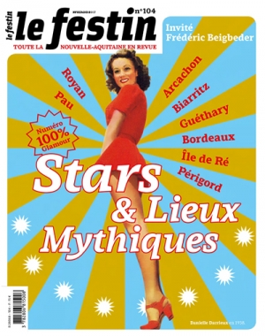 Le Festin #104 - Stars & lieux mythiques