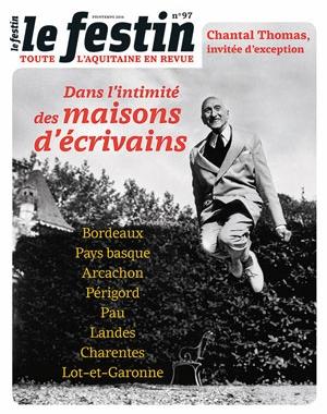 Le Festin #97 - maisons d'écrivains