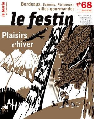 Le Festin #68 - Plaisirs d'hiver