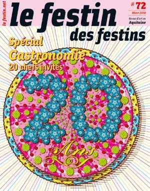 Le Festin #72 - Numéro des 20 ans
