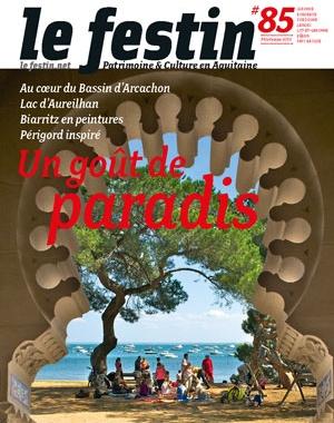 Le Festin #85 - Un goût de paradis | Le Festin