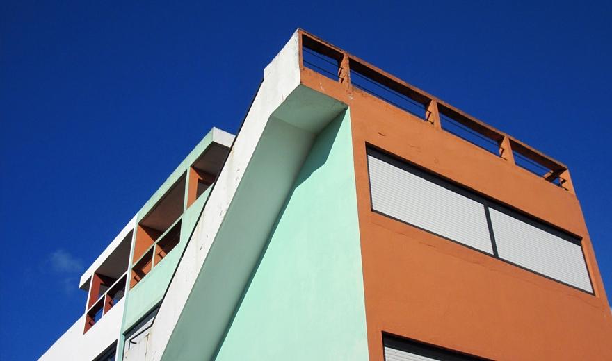 Le Corbusier  | Cité Frigès | Pessac | Le Festin #99