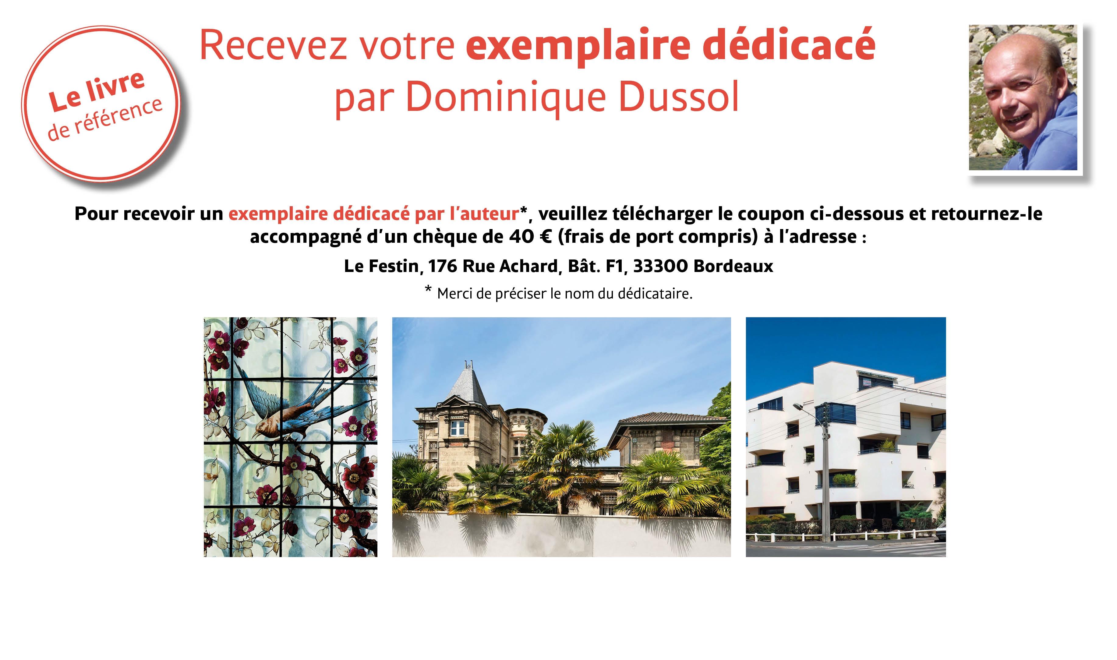 Caudéran - le livre de référence de Dominique Dussol