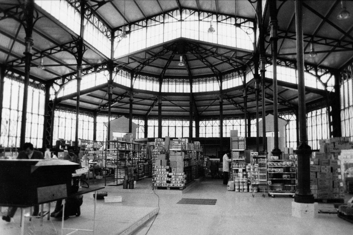 Le Marché des Douves, 1980 | Bordeaux | Le Festin #100