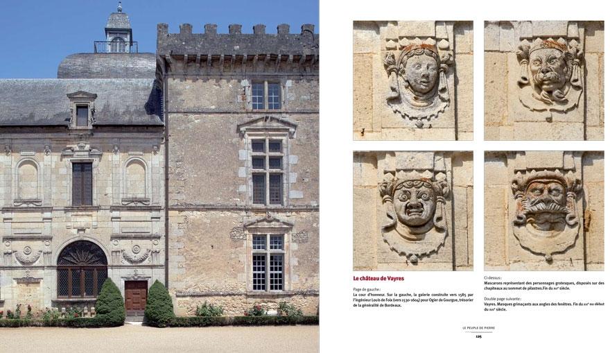 """Extrait de """"Le peuple de pierre"""" - Jacques Sargos"""