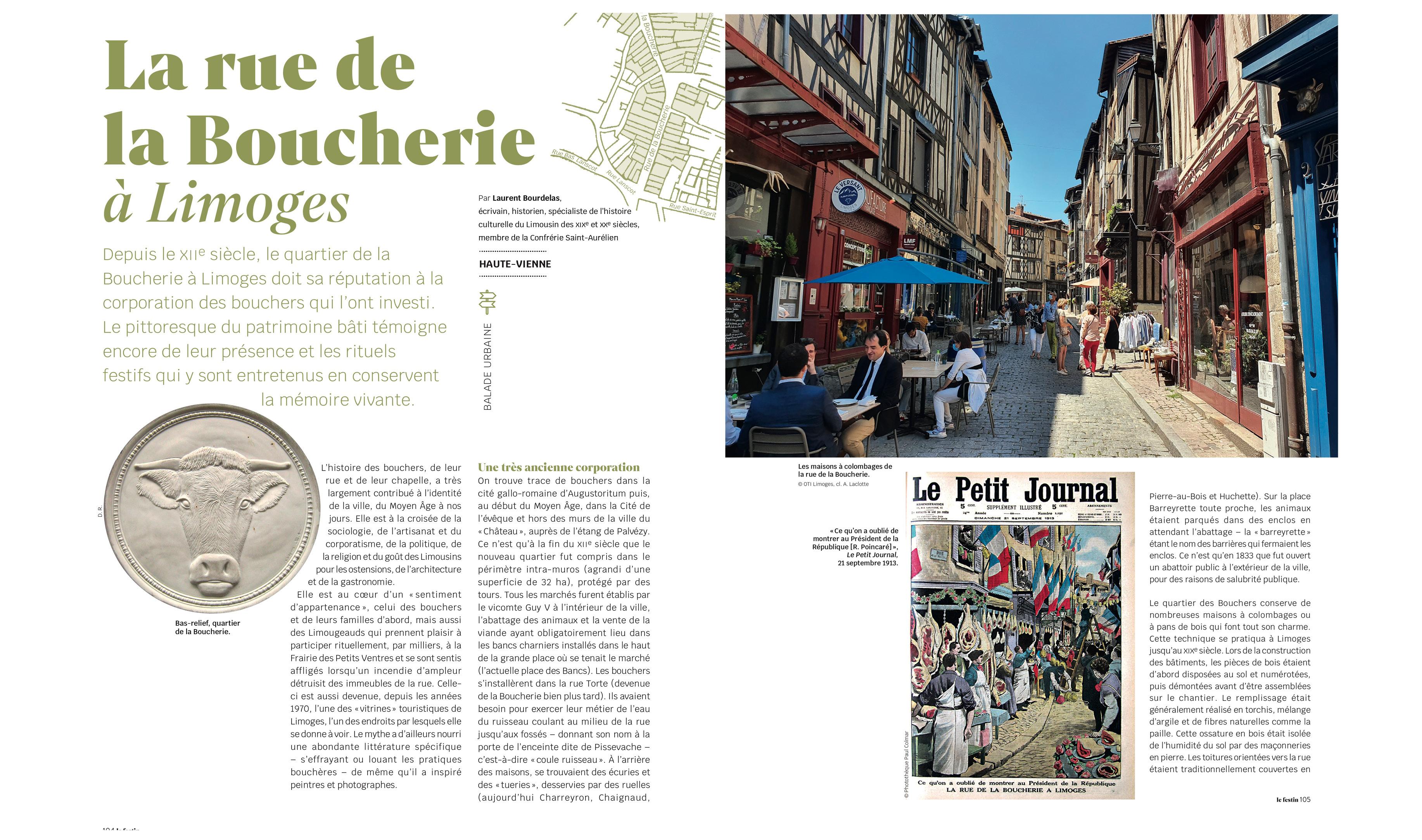 Limoges - Festin #119